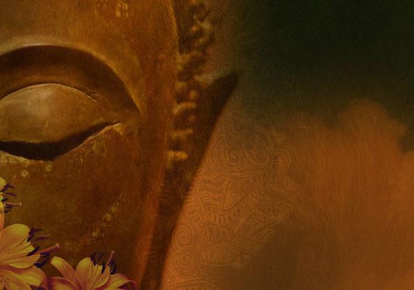 Boeddha tuindoek online bestellen